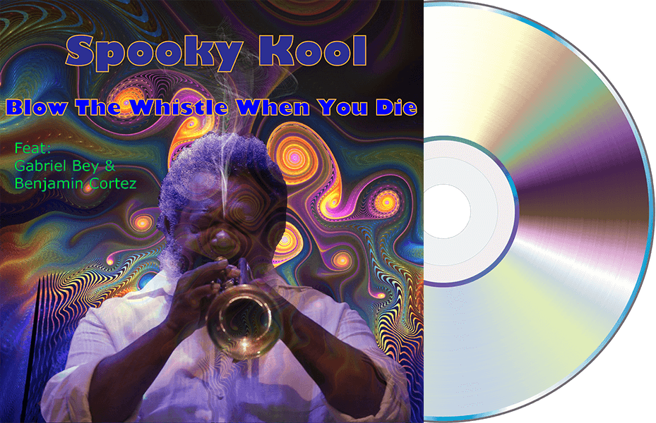 Album cover of Spooky Kool's Blow The Whistle When You Die