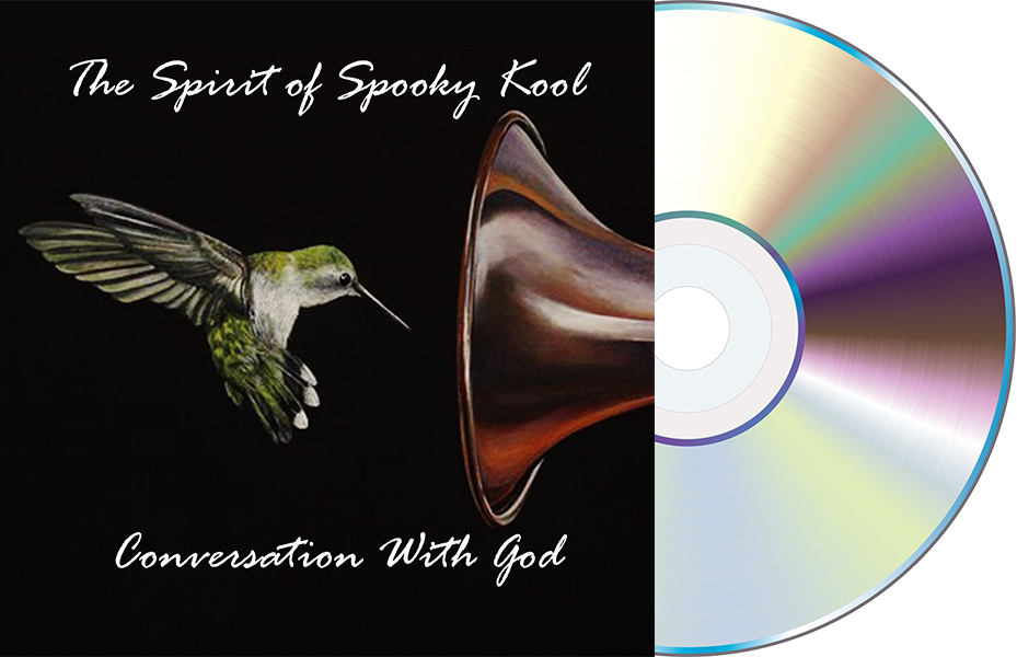 Album cover of Spooky Kool's Conversation with God