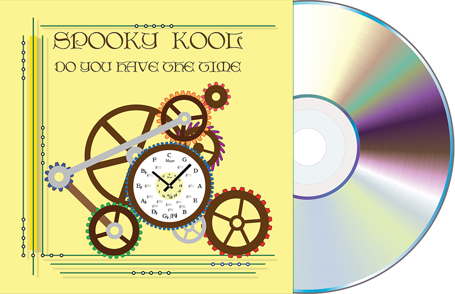 Album cover of Spooky Kool's Do You Have The Time