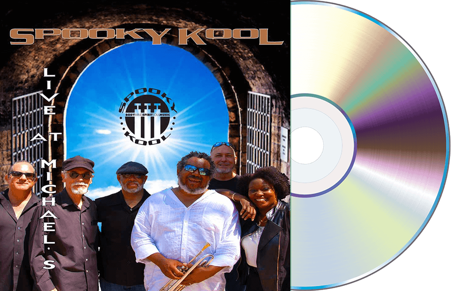 Album cover of Spooky Kool's Live at Michael's